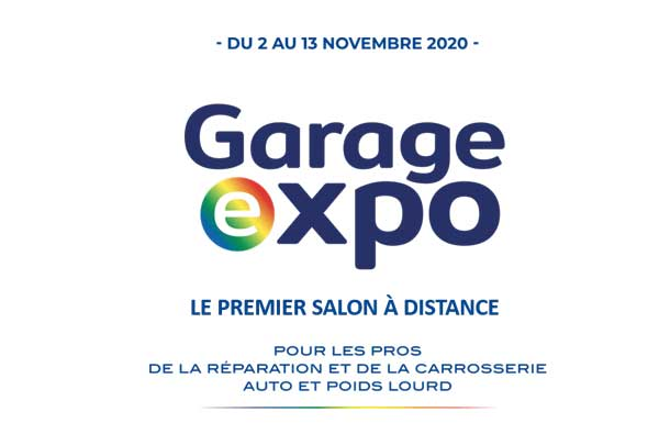 Garage Expo du 2 au 13 novembre
